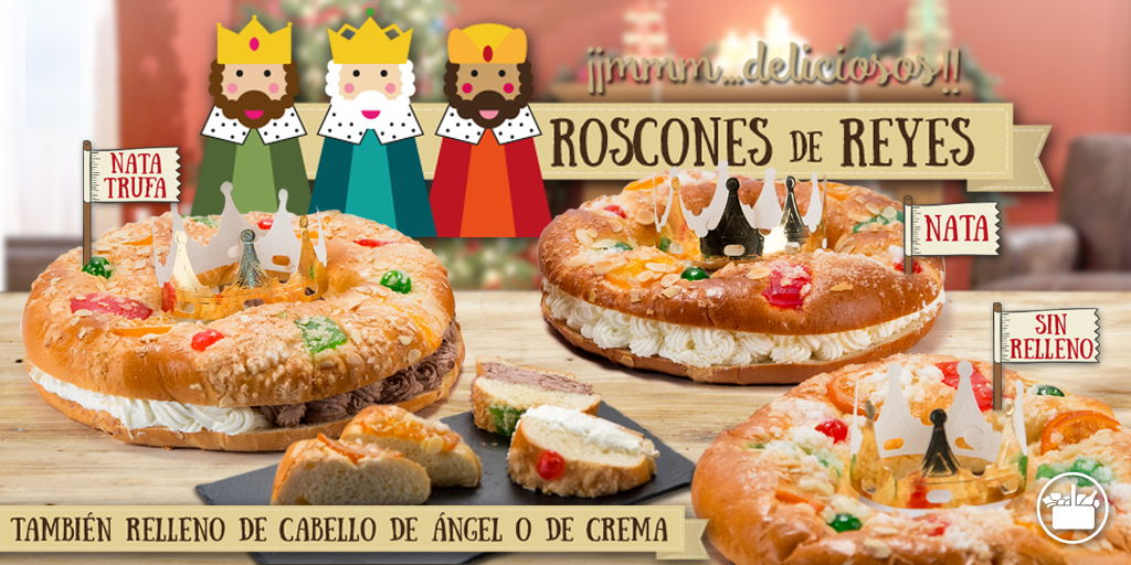 Roscón De Reyes Mercadona Precio