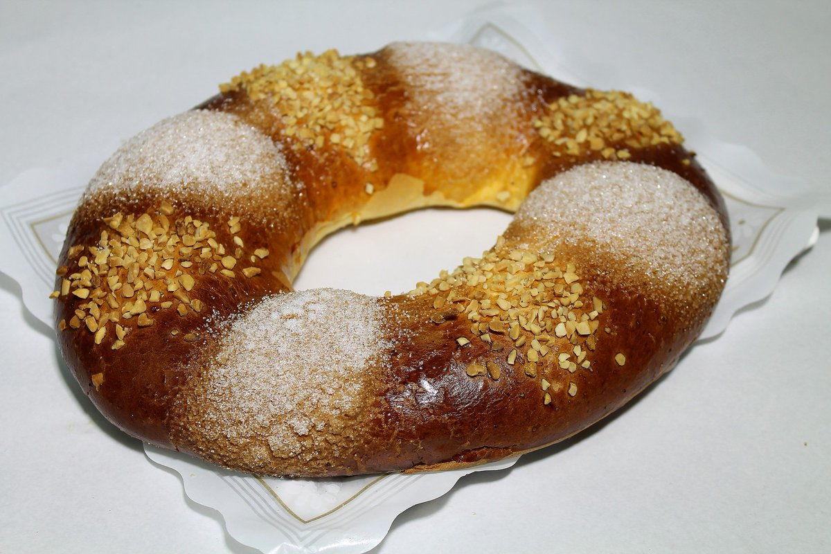 Roscon de Reyes Pasteleria del Pozo