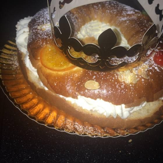 roscon de reyes panadería rubio