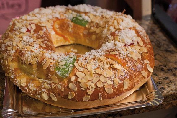 Roscon de Reyes San Onofre