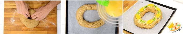 roscon proteico receta